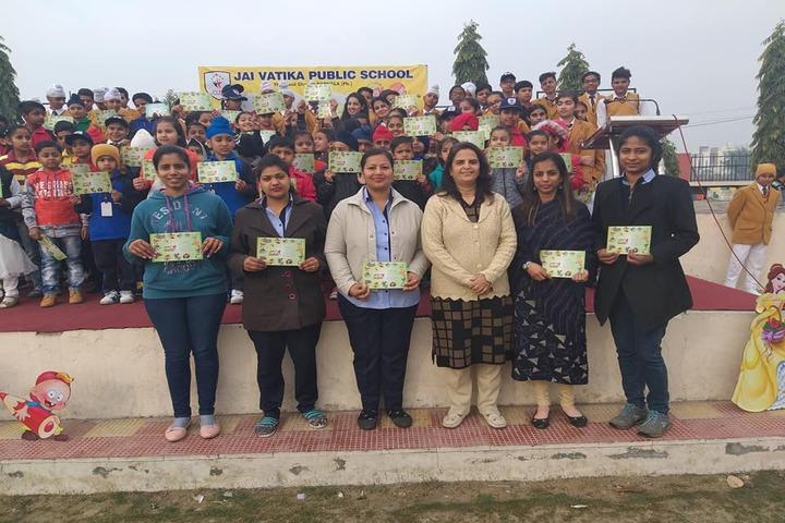 Jai Vatika Public School-Event