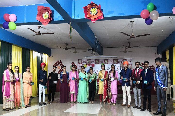 Jai Vatika Public School-Farewell