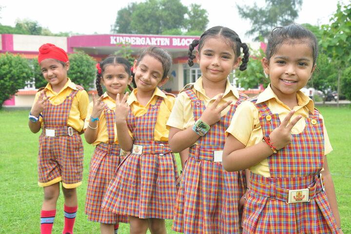 Jai Vatika Public School-Kindergarten Block