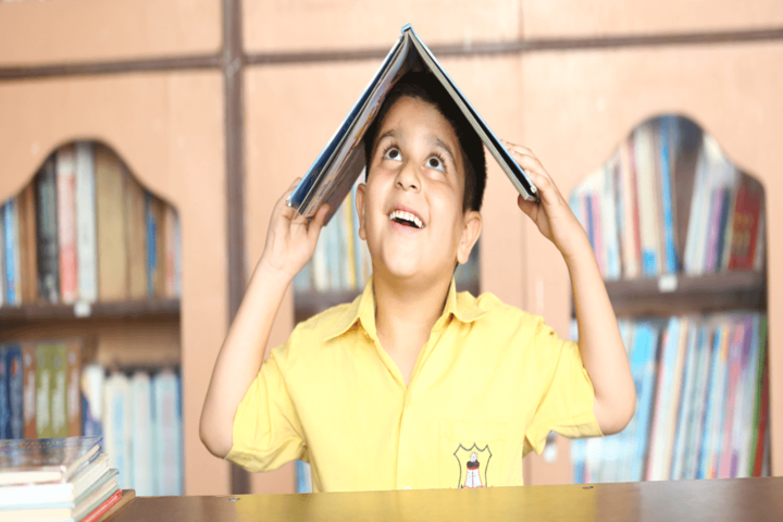 Jai Vatika Public School-Library