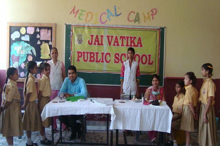 Jai Vatika Public School-Medical Facility