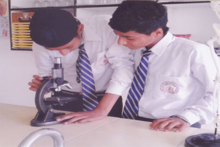 Jalandhar Public School-Biology Lab