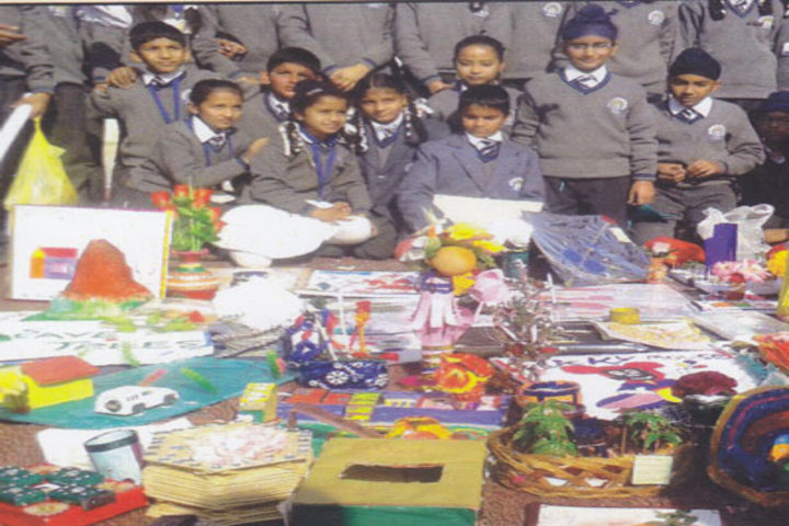 Jalandhar Public School-Science Exhibition