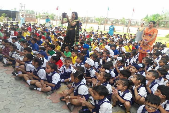 Jalandhar Public School-Students
