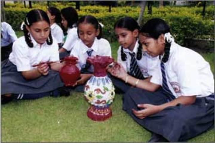 Jalandhar Public School-Art and Craft