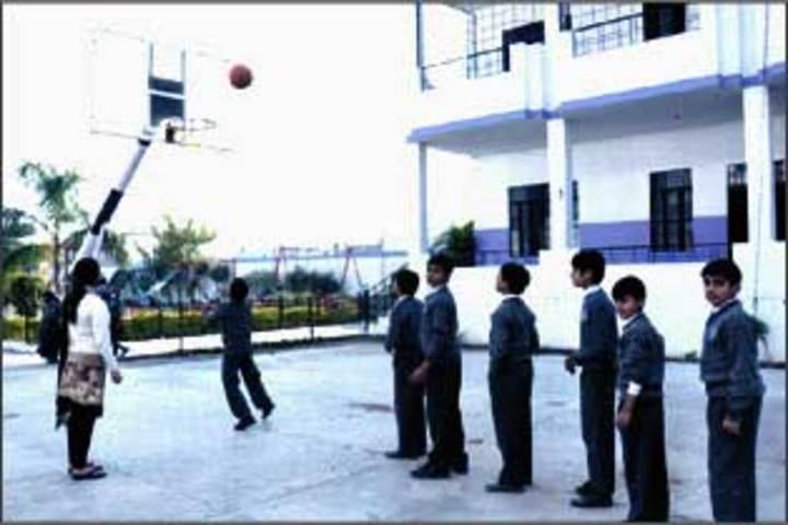 Jalandhar Public School-Basket Ball Court