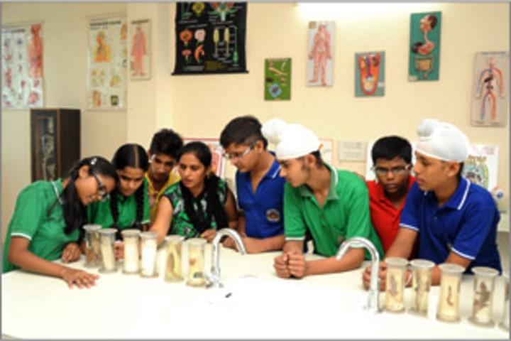 Jalandhar Public School-Biology Lab