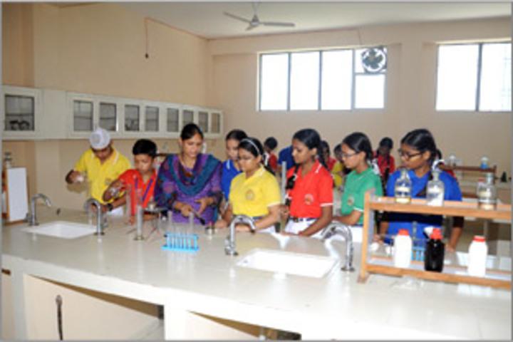 Jalandhar Public School-Chemistry Lab