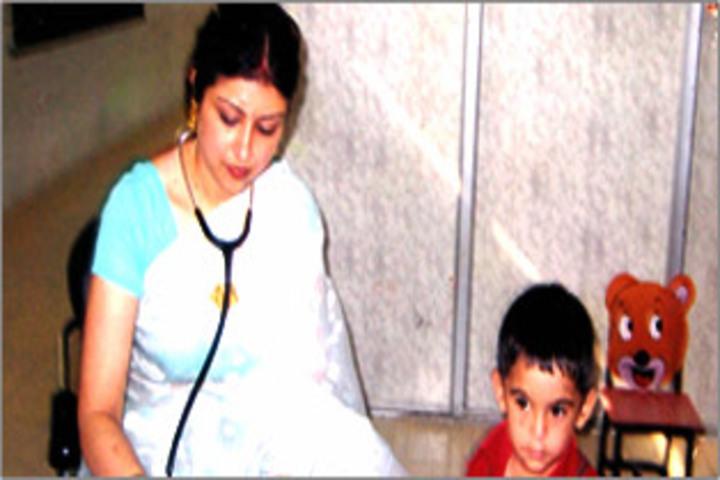 Jalandhar Public School-Medical Facility