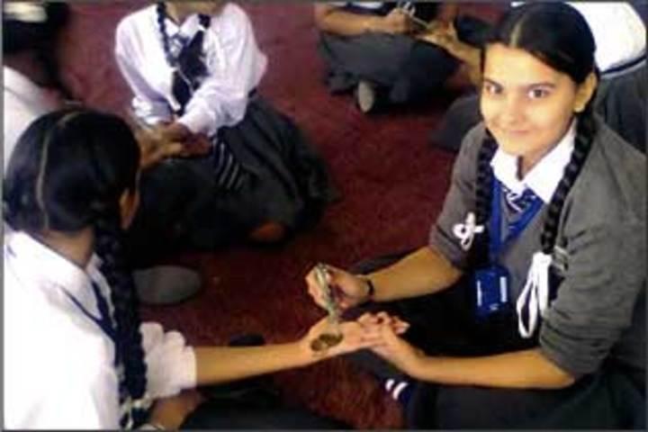 Jalandhar Public School-Mehandi Event