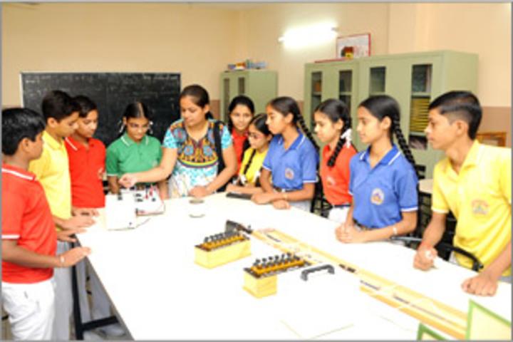 Jalandhar Public School-Physics Lab