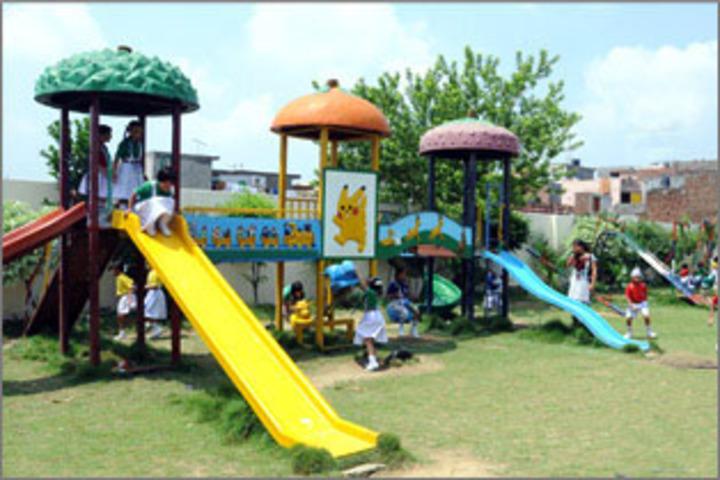 Jalandhar Public School-PlayArea