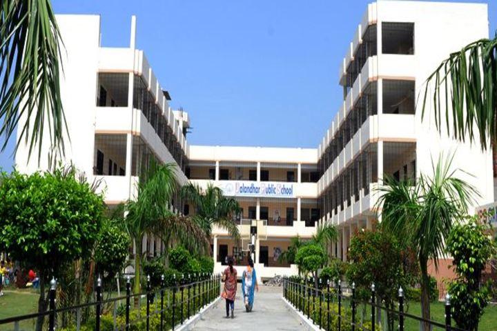 Jalandhar Public School-School View