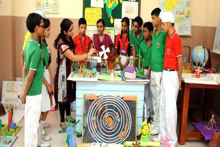Jalandhar Public School-Science Exhibition