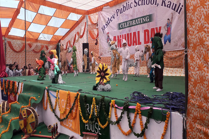 Jasdev Public School-Annual Day Celebration