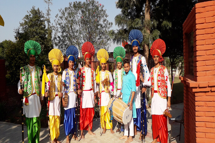 Jasdev Public School-Cultural Program