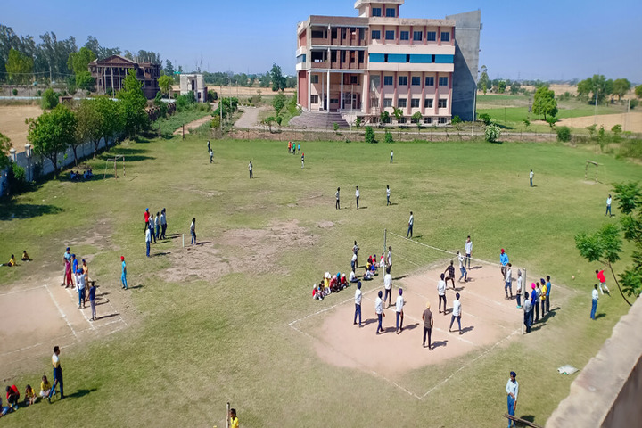 Jasdev Public School-Play Ground