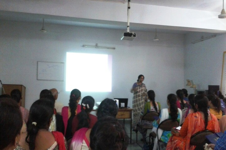 Jasdev Public School-Teachers Workshop