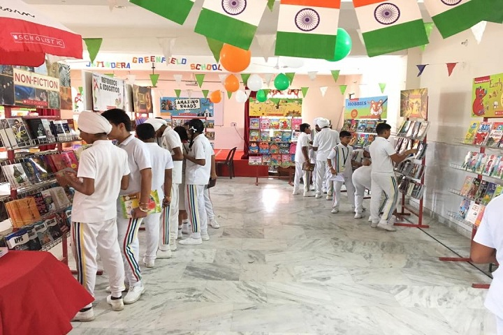 Jatindra Greenfield School-Book Fair