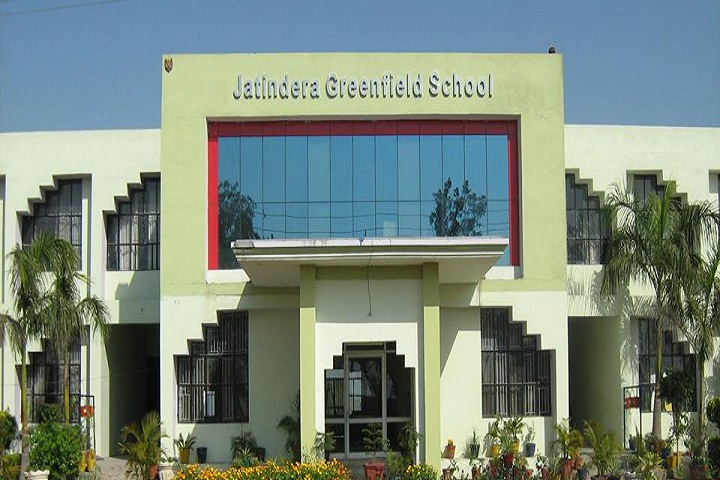 Jatindra Greenfield School-Campus View
