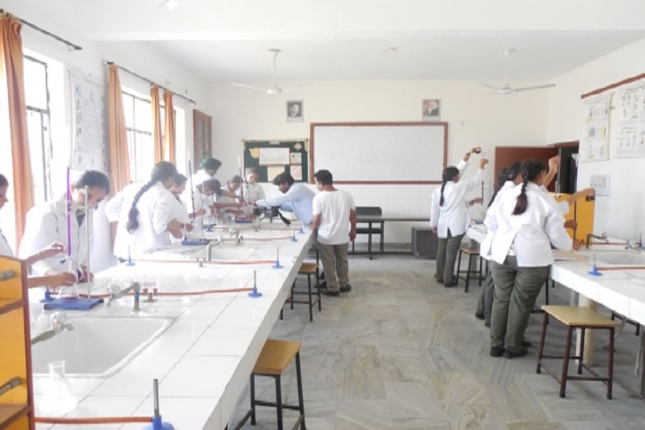 Jatindra Greenfield School-Science Lab