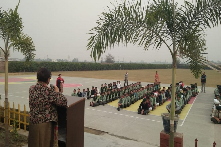 Jatindra Greenfield School-National Education Day