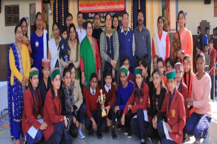 Jawahar Navodaya Vidyalaya-Felicitation