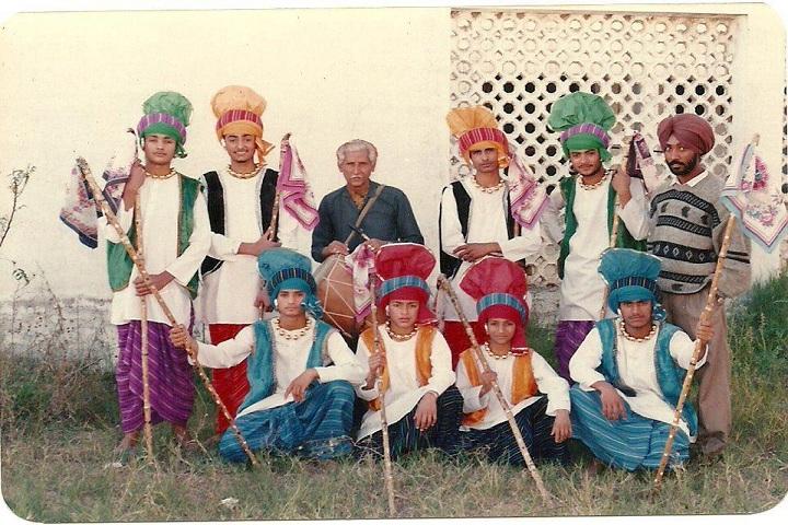 Jawahar Navodaya Vidyalaya-Cultural Program