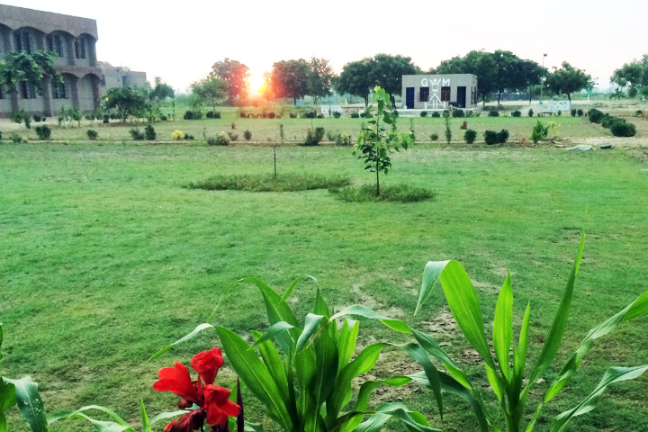 Jawahar Navodaya Vidyalaya-School Premises