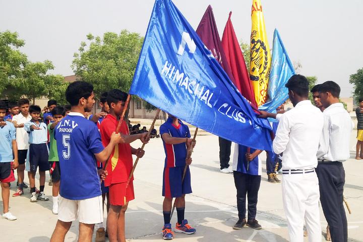 Jawahar Navodaya Vidyalaya-Sport Day