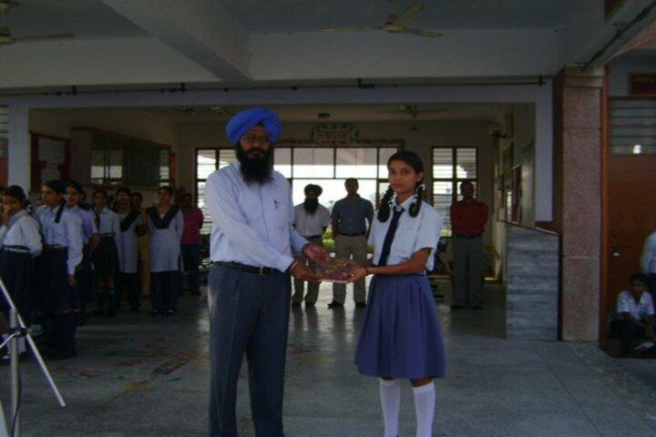 Jawahar Navodaya Vidyalaya-Annual Prize Distribution