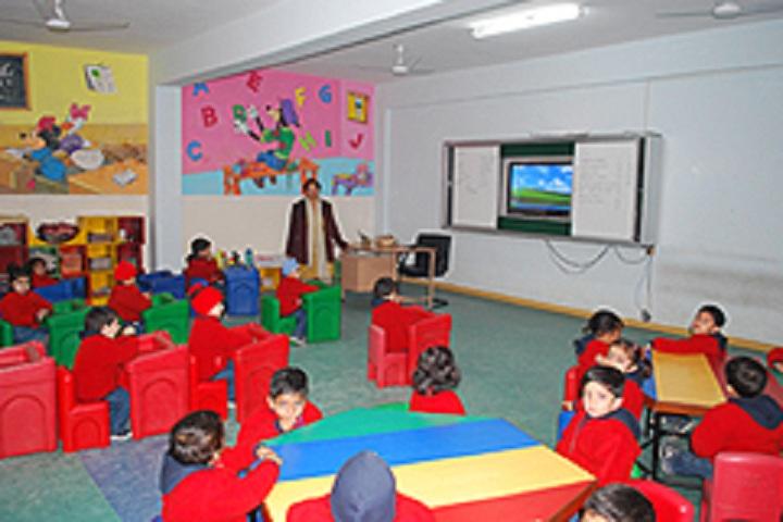 Jesus Sacred Heart School-Exploration Block