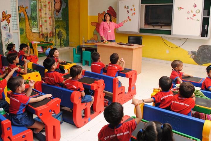 Jesus Sacred Heart School-Fastrac Kids