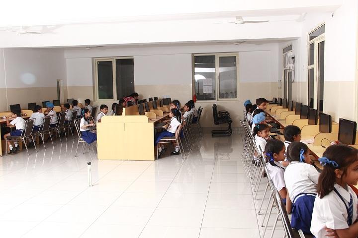 Jesus Sacred Heart School-Computer Labs