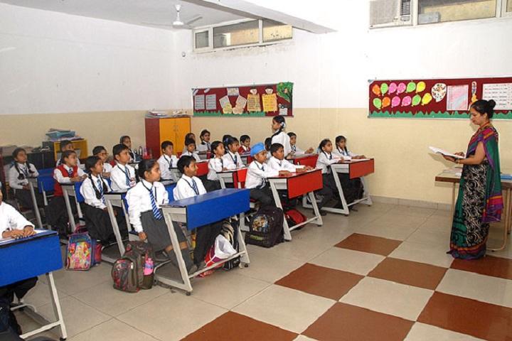 Jesus Sacred Heart School-Middle Level Class Room