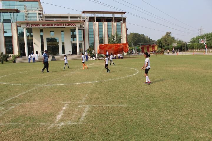Jesus Sacred Heart School-Play Ground