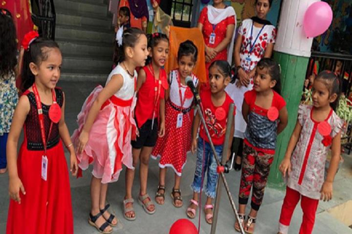 Jesus Saviours School-Kids Activity