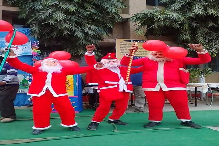 Jesus Saviours School-Christmas Celebration