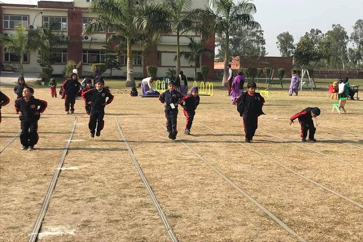 K D International School-Sports