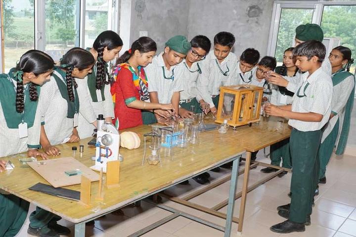 Kalgidhar Public School-Chemistry Lab