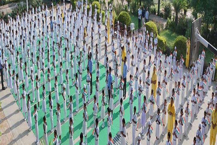 Kalgidhar Public School-Independence Day