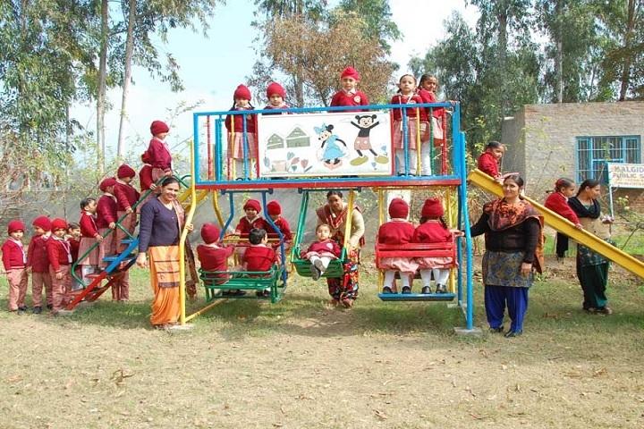 Kalgidhar Public School-Play Ground