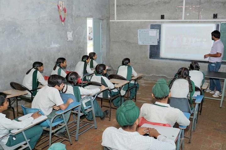 Kalgidhar Public School-Smart Class Room