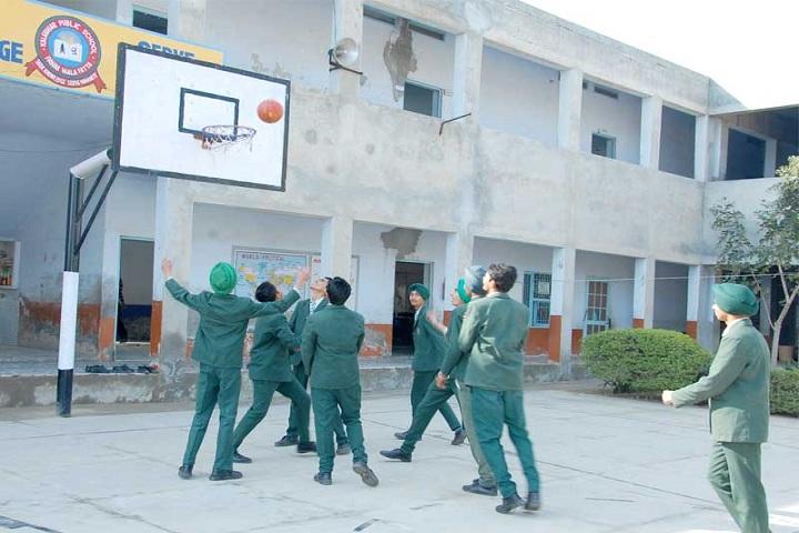 Kalgidhar Public School-Sports