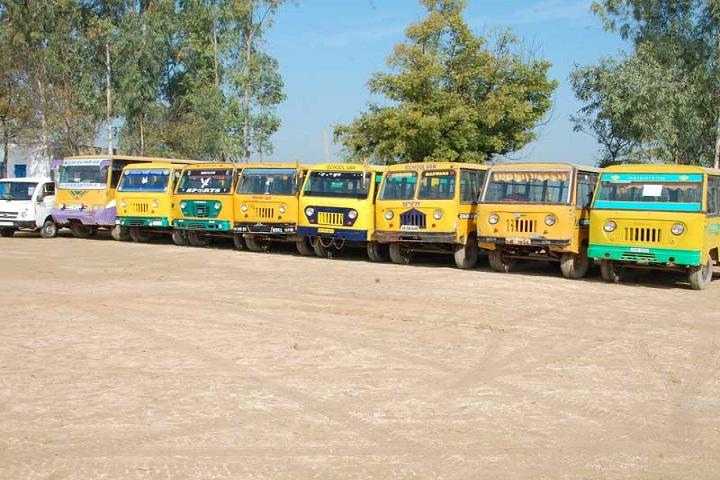 Kalgidhar Public School-Transport