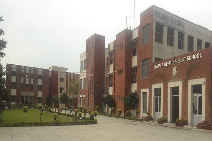 Kamla Nehru Public School-Campus View