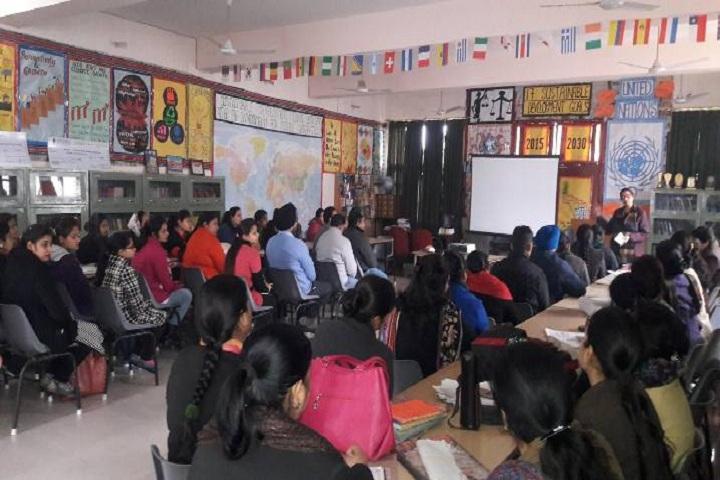 Kamla Nehru Public School-Event