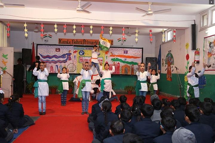 Kamla Nehru Public School-Humsafar
