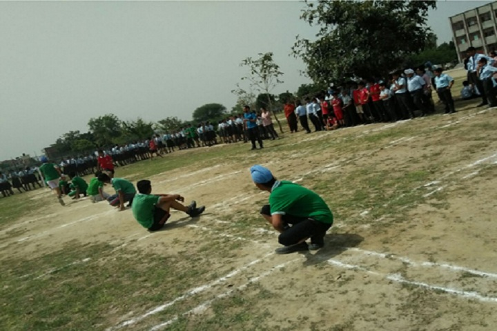 Kamla Nehru Public School-Sports