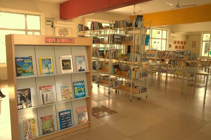 Ameya World School-Library